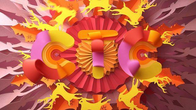A pack of garland-style IDs for 2012-2013 winter season on russian CTC TV-Channel.  Client: CTC Channel Postproduction company: Nenashev Director: Anton Nenashev Art-director: Alex Mikhaylov Producers: Elena Orlova, Anna Borsheva CG-Supervisor: Max Chelyadnikov Modelling: Daniel Rybkin Animation: Daniel Rybkin Render: Max Chelyadnikov Compositing: Max Chelyadnikov  http://www.behance.net/gallery/CTC-Winter-IDs/6688235