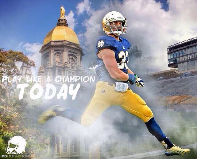 """Cam McDaniel. IrishTurningPoint dot com. Like the Irish? Be sure to check out and """"LIKE"""" my Facebook Page https://www.facebook.com/HereComestheIrish Please be sure to upload and share any personal pictures of your Notre Dame experience with your fellow Irish fans!"""
