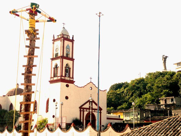 Papantla city