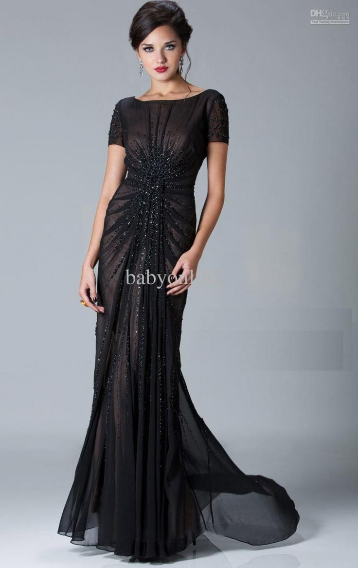 Lovely Short Black Party Dress Images - Wedding Ideas - memiocall.com