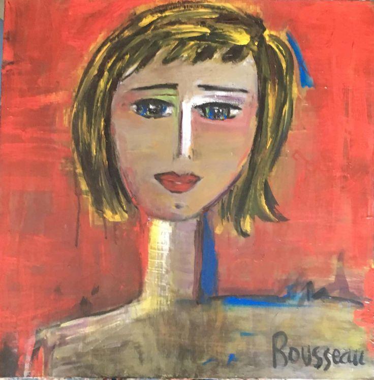 Top Les 78 meilleures images du tableau Madeleine Rousseau artiste  XM55