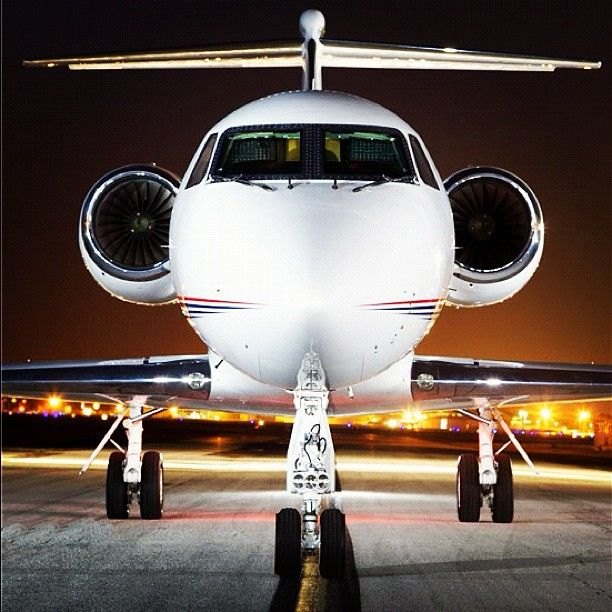 Today looks like a #Gulfstream kind of day!