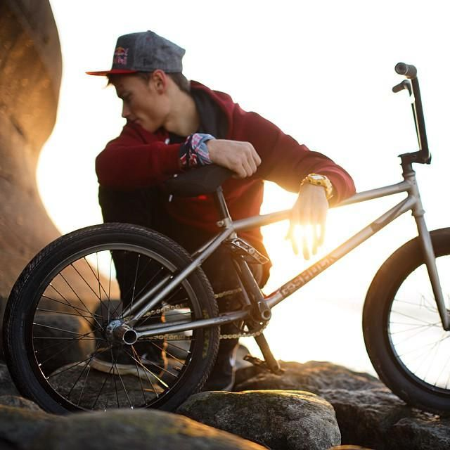 New on board and we #love it ; #BMX #rider Anton Evstifeev <3 #russia #playloud #69slam #redbull