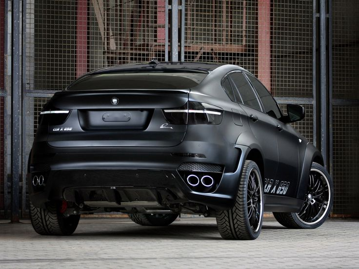 Lumma Design BMW X6 #Car Lover? Visit Us at www.fi-exhaust.com and see what we can do for you!