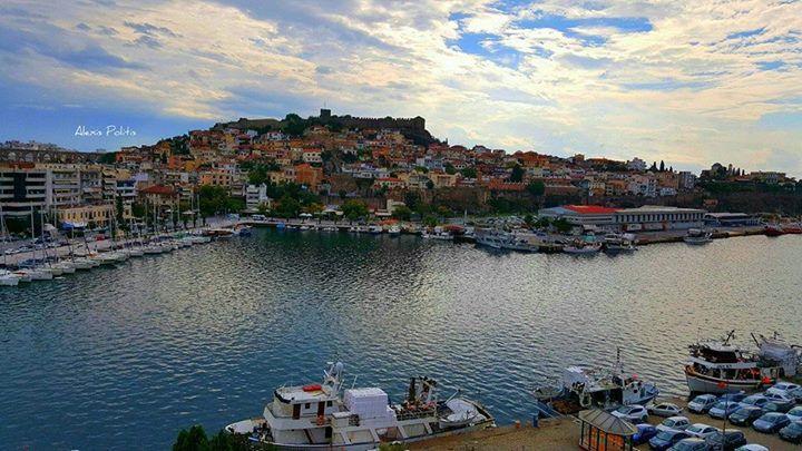 Kavala, Greece by Alexis Politis