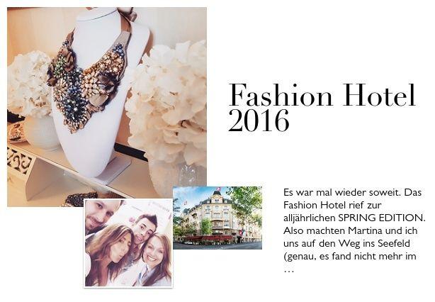 Fashion Hotel 2016