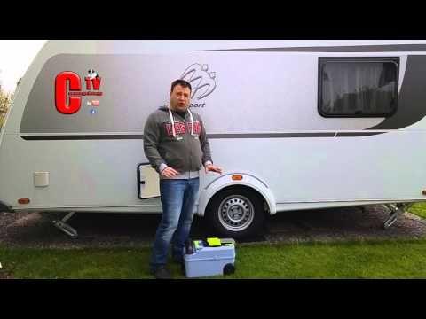 Camping Sat Schüssel/Anlage einstellen - YouTube