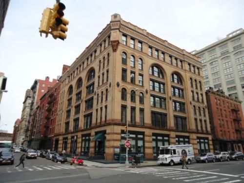 Kate Beckett S Apartment Corner Of Varick Street And Franklin New York Ny 24 Hours In Nyc 12th Precinct