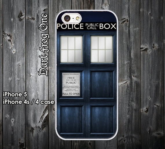 iPhone 5 case iPhone 4s / 4 case hard plastic or by DartFrogOne, $15.99