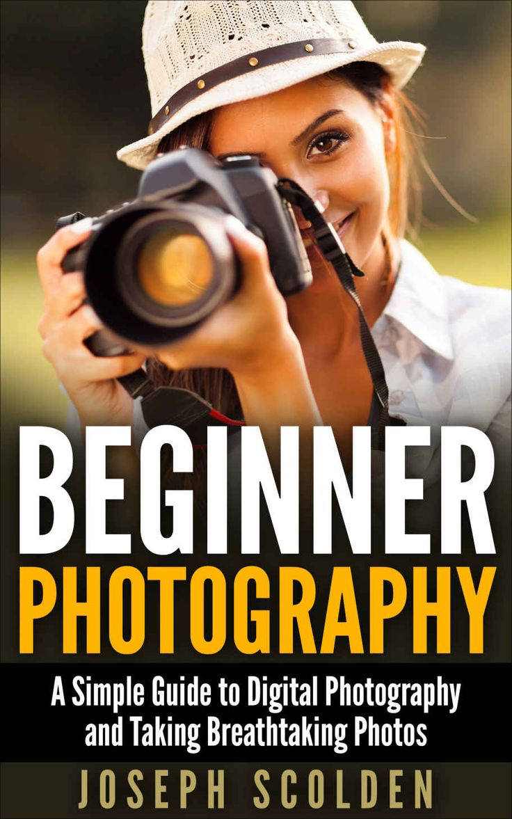 This photography book will teach you everything you need to know to start taking stunning photographs.