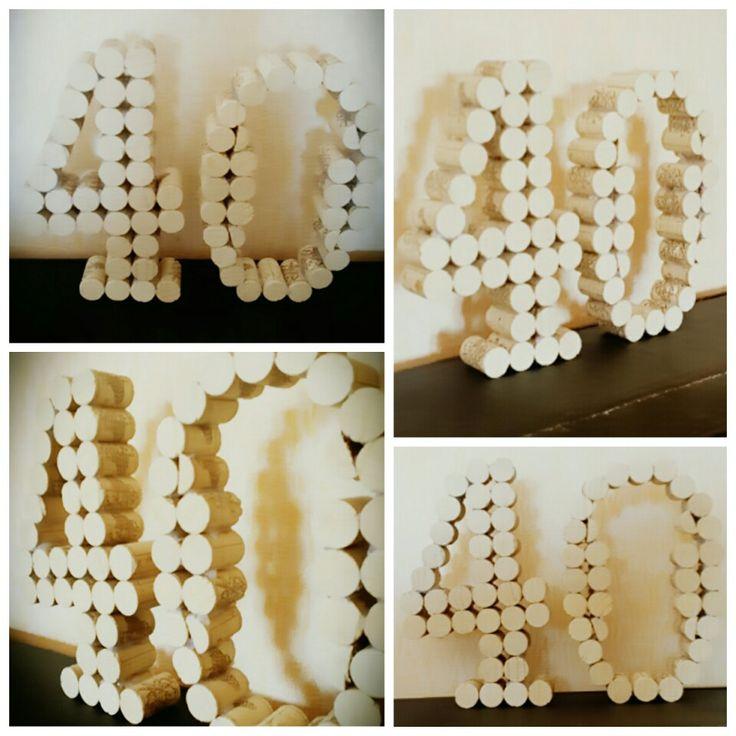 25 best ideas about deco table anniversaire adulte on pinterest decoration de bapteme - Deco table anniversaire 40 ans ...