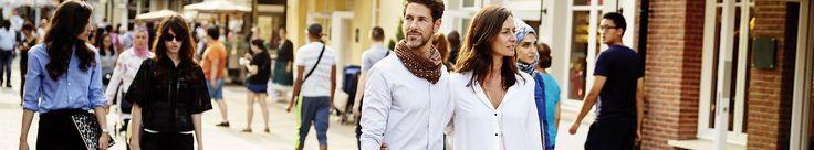 Organisez votre visite à Vallée Village aujourd'hui et profitez de marques à prix réduits avec jusqu'à 60% de réduction. Foyer de plus de 100 magasins de mode et de produits domestiques de luxe.