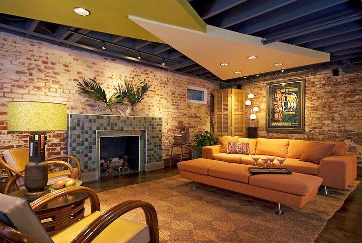 Inexpensive Basement Ceiling Options Basement Ceiling