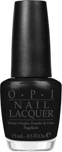 OPI Nail Polish NLT02 Black Onyx
