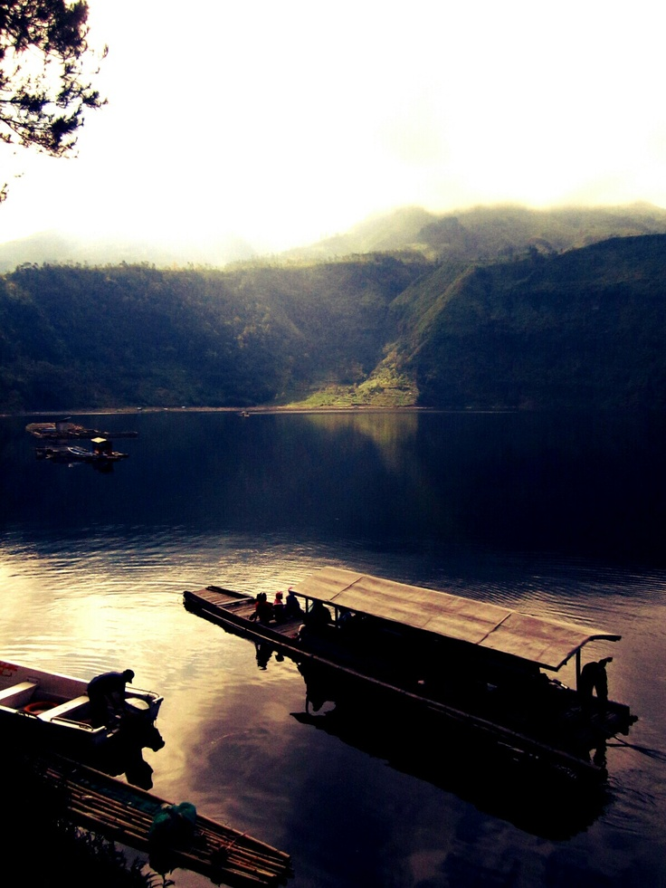 Menjer Lake - Temanggung - Central Java - Indonesia