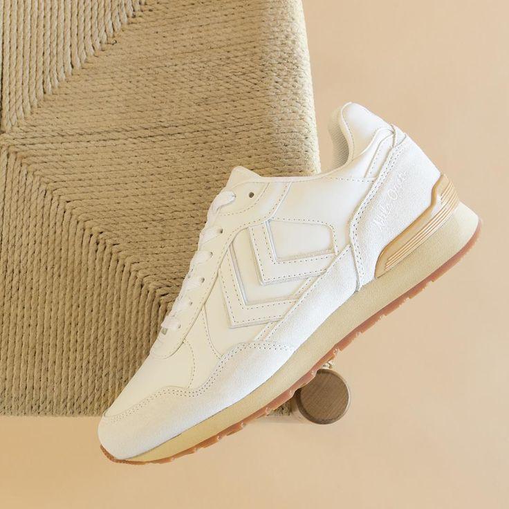 Sneakers femme - Hummel x Mila Owen x Atmos (©Par5milano)