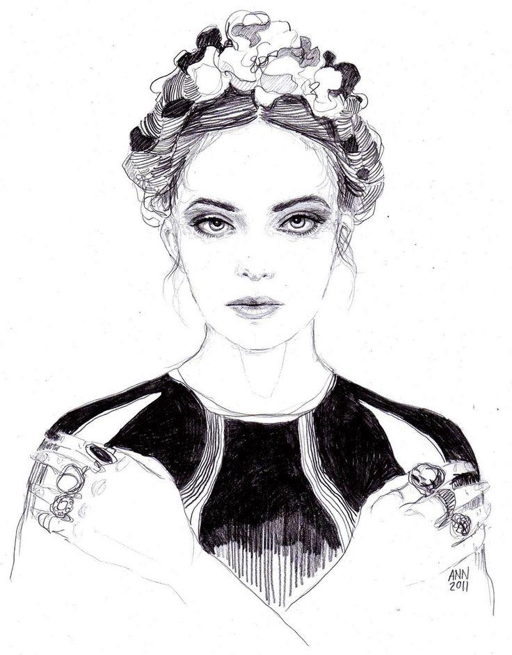 Ann Pajuväli illustration