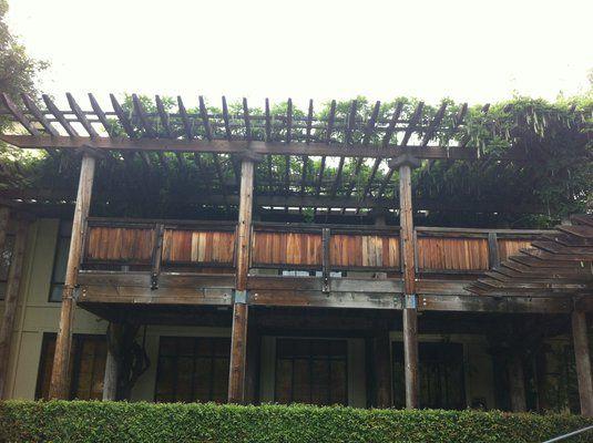 Blackhawk, CA   Beautiful custom terrace