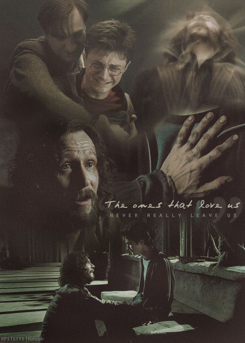 """""""We'll see each other again,"""" Sirius Black said. """"You are — truly your father's son, Harry. …""""  - HP The Prisoner of Azkaban"""