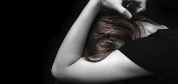 Depresjon og tiden med depresjon beskrives som mørkt og vanskelig.