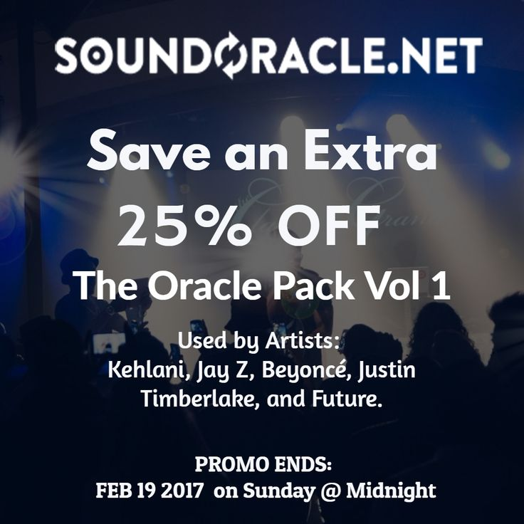 The #OraclePack Vol 1 is on sale now! #sounds #sounddesign #drums #drumkits #hiphop #producers Get it here: http://soundoracle.net/collections/frontpage/products/the-oracle-pack-vol-3?variant=9846843139