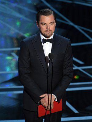 Leonardo DiCaprio Foundation Gives $1M To Hurricane Harvey Relief #FansnStars