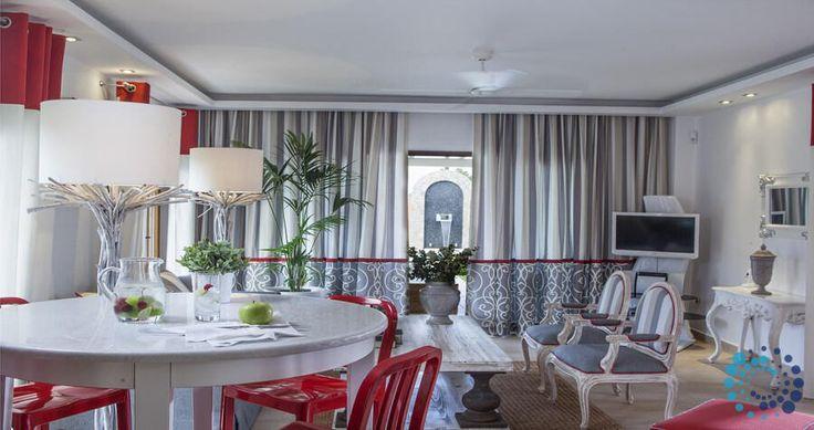 "Welcome to the ""Villa Daphnes"" in Corfu, Greece. Your #luxury #villa #rent #greece #greek #island #vacances #grece #mygreekvilla #alouer"