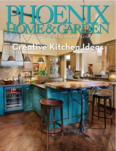 Phoenix Home And Garden Magazine 1 Yr For 5 99 Love This Kitchen Ideas
