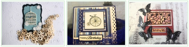 Paper craft pro Glenice Gibbs is known for her eclectic style and love of colour and layers.