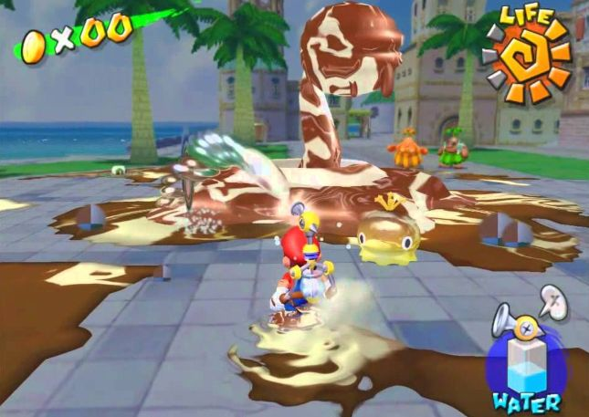 Super Mario Sunshine Retrospective Review - GameCloud Australia