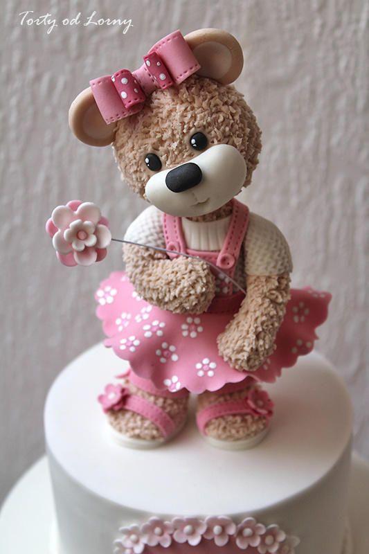 Teddy Bear – Tutorial: https://www.facebook.com/pg/tortyodlorny/photos/?tab=album&album_id=1370829579631255