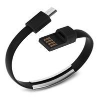 iPhone Wristband Charger (Black)