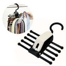 Стойки пластиковые галстук галстуки ремня шарф глушитель вешалка вешалки хранения организатор бесплатная доставка(China (Mainland))