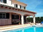 Villa rental in Sa Rapita, Campos, Mallorca, Balearic Islands. Book direct with private owner B3644