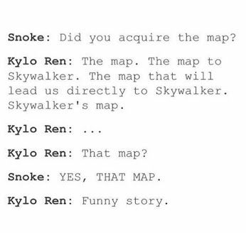 Star wars/Emperor's new groove crossover