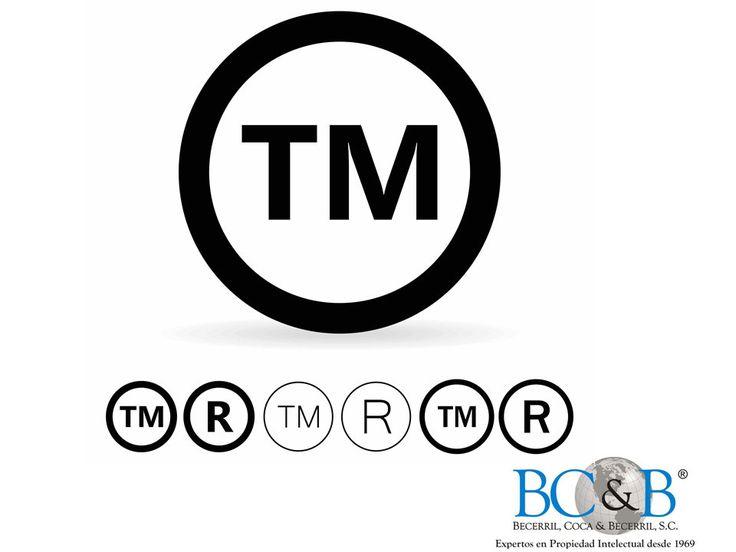 https://flic.kr/p/W3LbPZ | En BC&B le hablamos acerca de los símbolos de marca 2 | CÓMO REGISTRAR UNA MARCA. Muchas empresas utilizan símbolos como TM, SM, MD, MR, ® o símbolos equivalentes junto a su marca a fin de informar a los consumidores y a la competencia que la palabra, el logotipo o su combinación es una marca registrada. Aunque estos símbolos no son obligatorios, pueden ser una manera útil de informar a terceros que determinado signo distintivo se encuentra protegido. En Becerril…