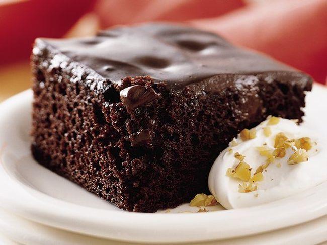 Budinca cu gust intens de ciocolata