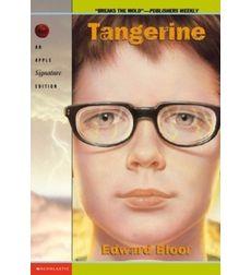 Tangerine by Edward Bloor - read aloud to advanced readers 9-10, middle school read alone