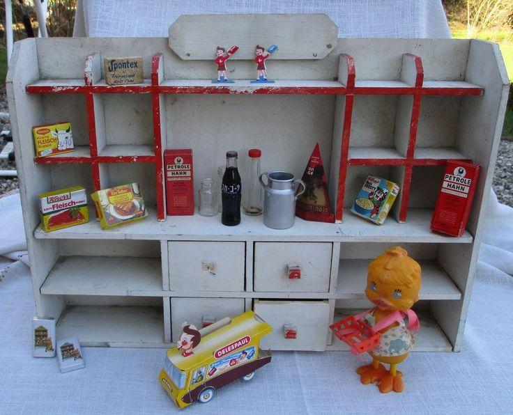 1000 images about jouet ancien cuisine sur pinterest po le - Epicerie ancienne jouet ...