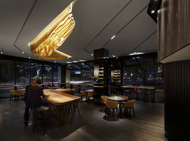 The Collins Adelaide Hilton Hotel By Woods Bagot