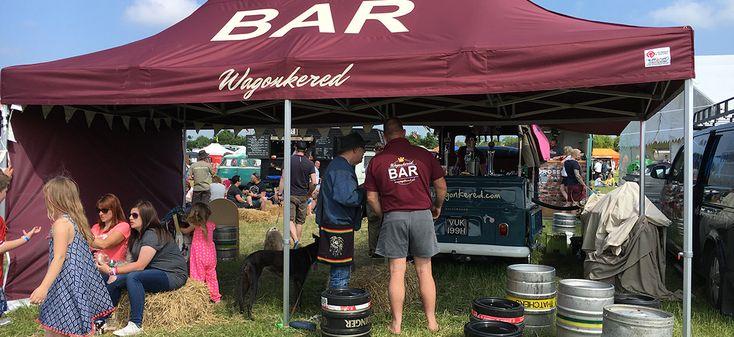 Wagonkered Mobile Bar Somerset South West