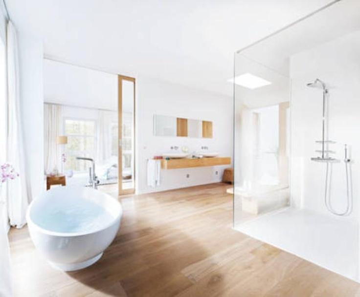 Shower & Bath - I definitely use both