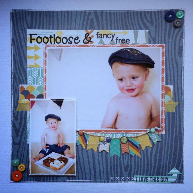 FOOTLOOSE & FANCY FREE WITH MY MIND'S EYE - Jeaunes