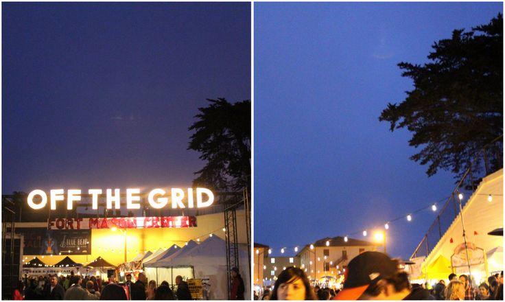 off the grid SF: food truck favorites
