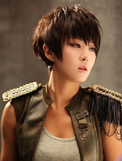 Narsha 나르샤 Asian Short Hair Pinterest