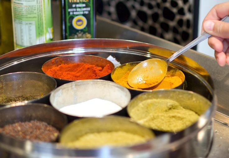 A Quick Tour of My Masala Dablo (Spice Tin) | Gujarati Girl