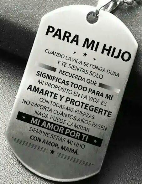 f08facc74 Para mi hijo Frases Del Alma