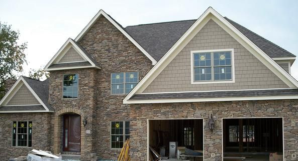 Best 55 soffit and fascia color ideas on pinterest - Chestnut brown exterior gloss paint ...