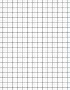 Best Printable Graph Paper For Cross Stitch Images On