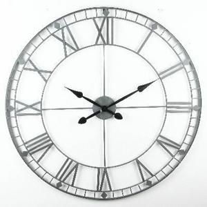 1000 id es sur le th me horloge murale vintage sur. Black Bedroom Furniture Sets. Home Design Ideas